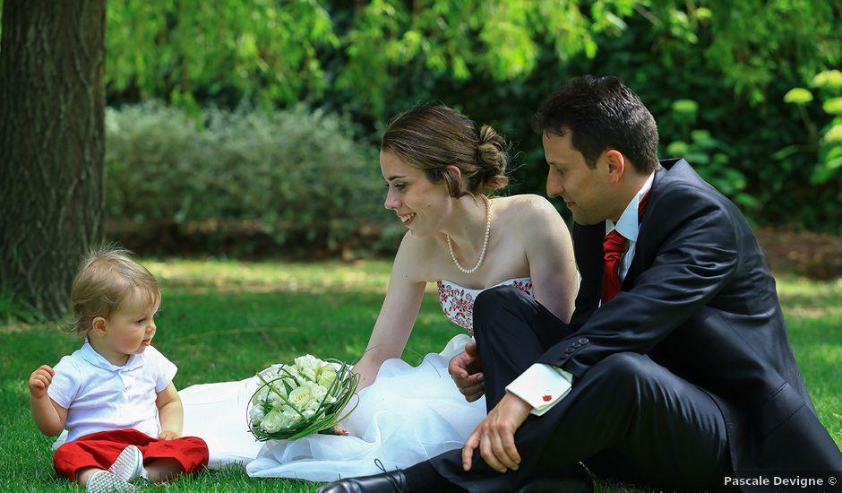Le mariage de Alexandre et Xavière à Nîmes, Gard