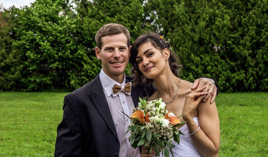 Le mariage de Jeremy et Jessica à Gambsheim, Bas Rhin