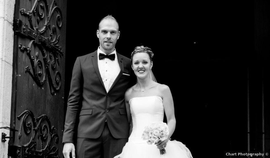 Le mariage de Jeremy et Julie à Saint-Martin-la-Plaine, Loire
