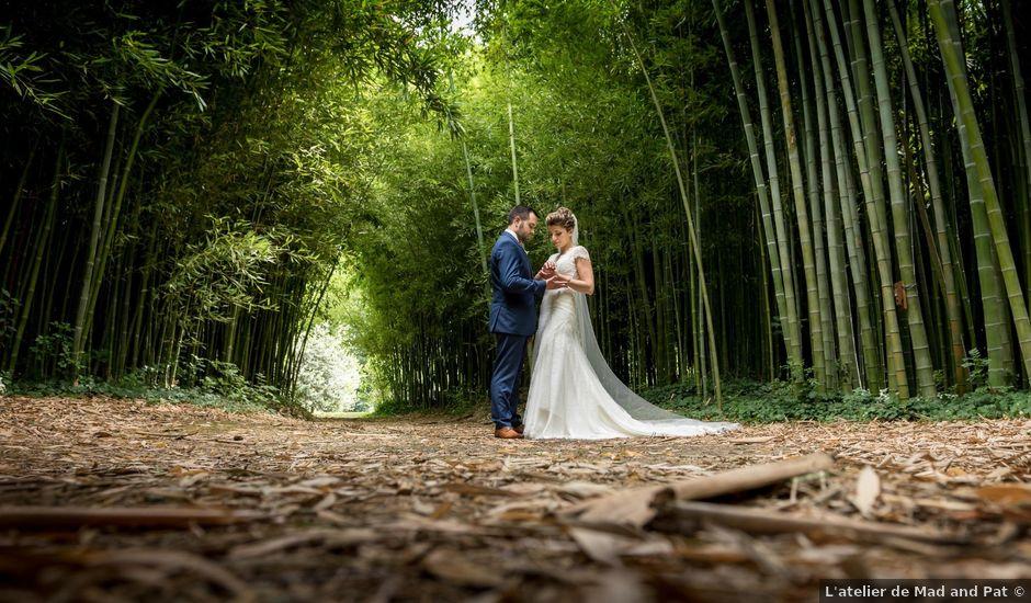 Le mariage de Arnaud et Aurélia à Rivesaltes, Pyrénées-Orientales