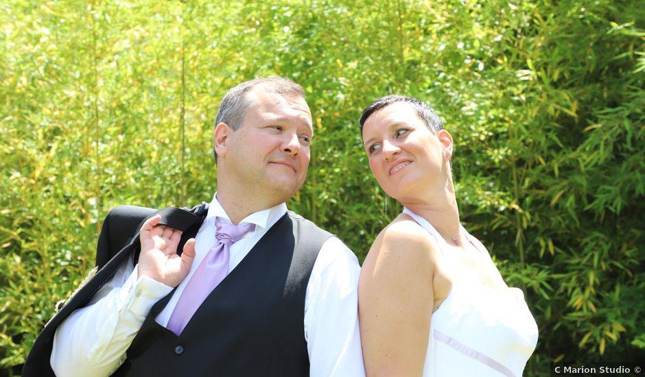 Le mariage de Manuel et Valérie à Bagnols-sur-Cèze, Gard