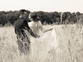 Le mariage de Aurore et Dorian