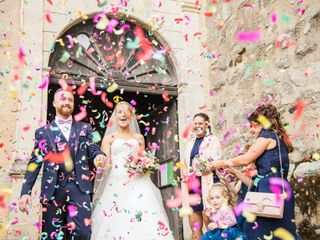 Le mariage de Angie et David