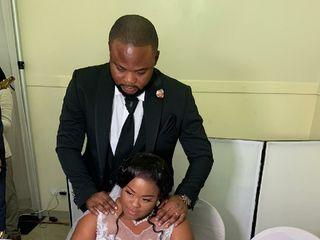 Le mariage de Christelle  et Joel  1