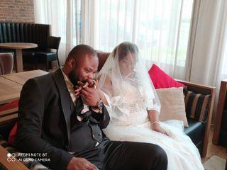 Le mariage de Christelle  et Joel