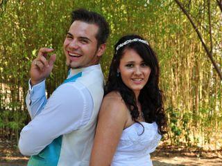 Le mariage de Cynthia  et Silvain 1