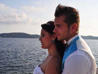 Le mariage de Cynthia  et Silvain