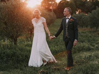 Le mariage de Manuela et Olivier