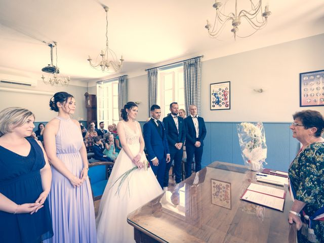 Le mariage de Lota et Anais à Pélissanne, Bouches-du-Rhône 9