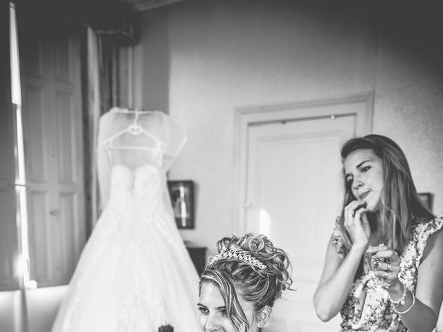 Le mariage de Mickaël et Alexia à Le Vieil-Baugé, Maine et Loire 3