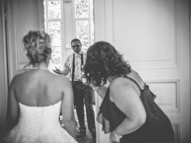 Le mariage de Mickaël et Alexia à Le Vieil-Baugé, Maine et Loire 14