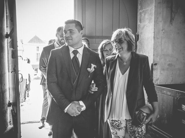Le mariage de Mickaël et Alexia à Le Vieil-Baugé, Maine et Loire 17