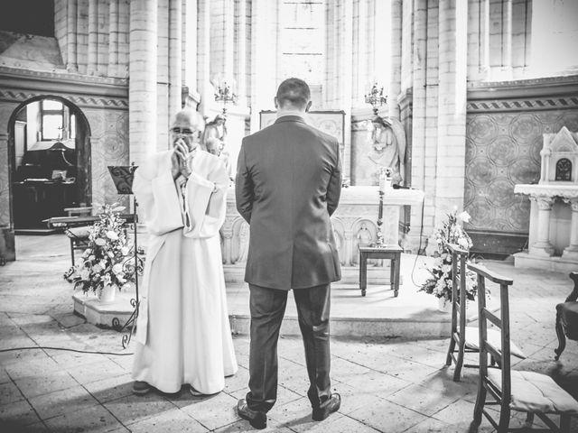 Le mariage de Mickaël et Alexia à Le Vieil-Baugé, Maine et Loire 19