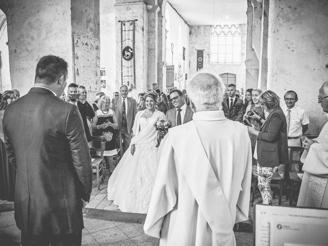 Le mariage de Mickaël et Alexia à Le Vieil-Baugé, Maine et Loire 20