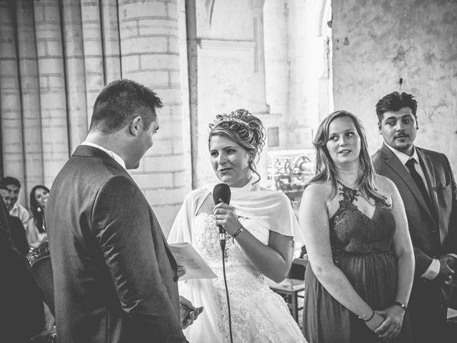 Le mariage de Mickaël et Alexia à Le Vieil-Baugé, Maine et Loire 23