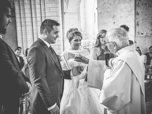 Le mariage de Mickaël et Alexia à Le Vieil-Baugé, Maine et Loire 24