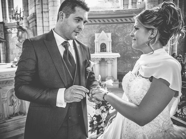 Le mariage de Mickaël et Alexia à Le Vieil-Baugé, Maine et Loire 25
