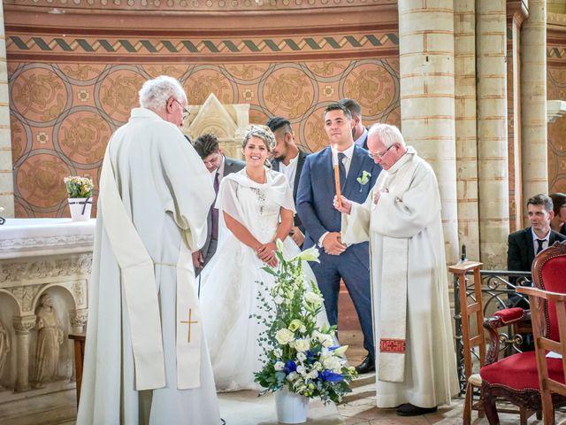 Le mariage de Mickaël et Alexia à Le Vieil-Baugé, Maine et Loire 26