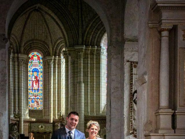 Le mariage de Mickaël et Alexia à Le Vieil-Baugé, Maine et Loire 27
