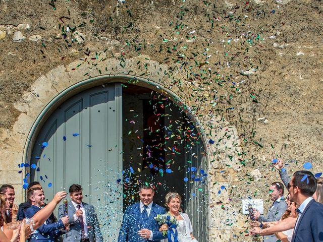 Le mariage de Mickaël et Alexia à Le Vieil-Baugé, Maine et Loire 28