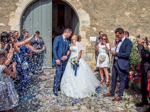 Le mariage de Mickaël et Alexia à Le Vieil-Baugé, Maine et Loire 29
