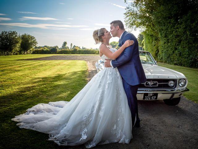 Le mariage de Mickaël et Alexia à Le Vieil-Baugé, Maine et Loire 34