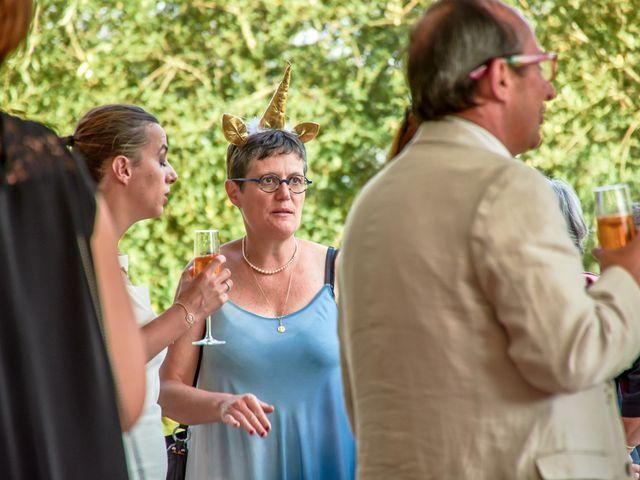 Le mariage de Mickaël et Alexia à Le Vieil-Baugé, Maine et Loire 36