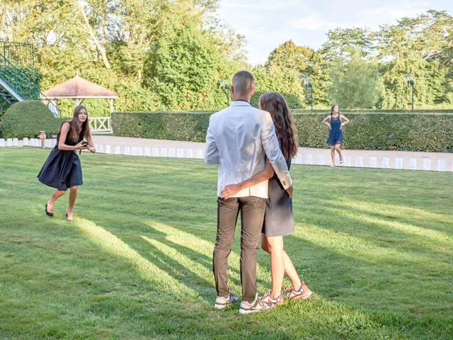 Le mariage de Mickaël et Alexia à Le Vieil-Baugé, Maine et Loire 41