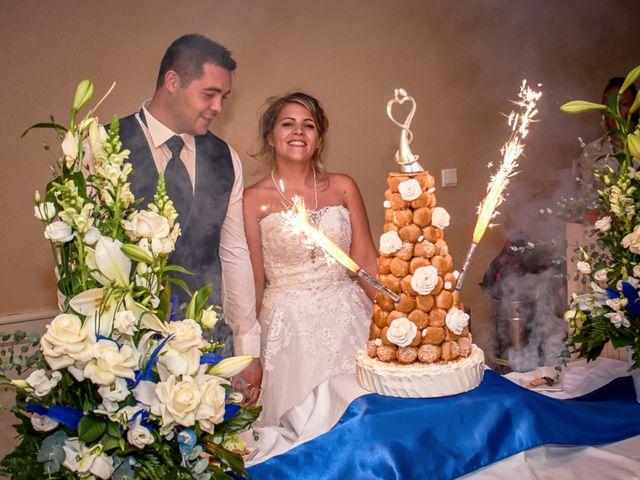 Le mariage de Mickaël et Alexia à Le Vieil-Baugé, Maine et Loire 57