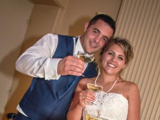 Le mariage de Mickaël et Alexia à Le Vieil-Baugé, Maine et Loire 60