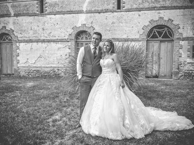 Le mariage de Mickaël et Alexia à Le Vieil-Baugé, Maine et Loire 62