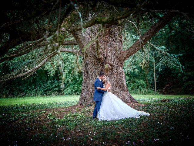 Le mariage de Mickaël et Alexia à Le Vieil-Baugé, Maine et Loire 65