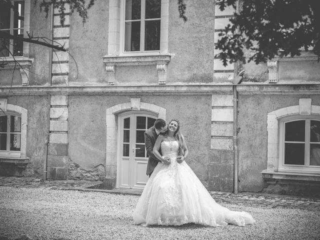 Le mariage de Mickaël et Alexia à Le Vieil-Baugé, Maine et Loire 66