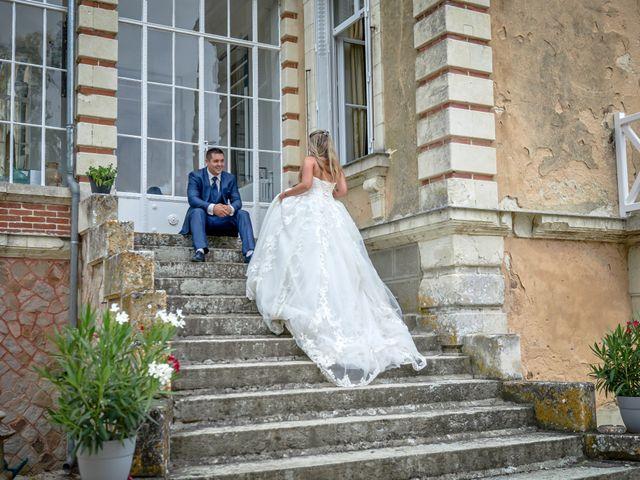 Le mariage de Mickaël et Alexia à Le Vieil-Baugé, Maine et Loire 67