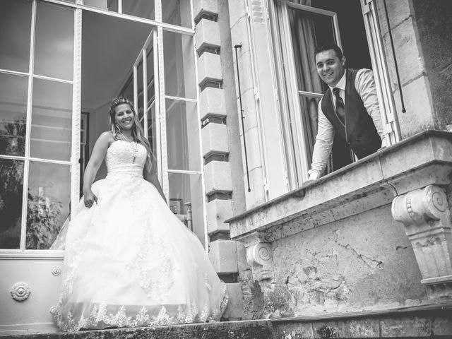 Le mariage de Mickaël et Alexia à Le Vieil-Baugé, Maine et Loire 68