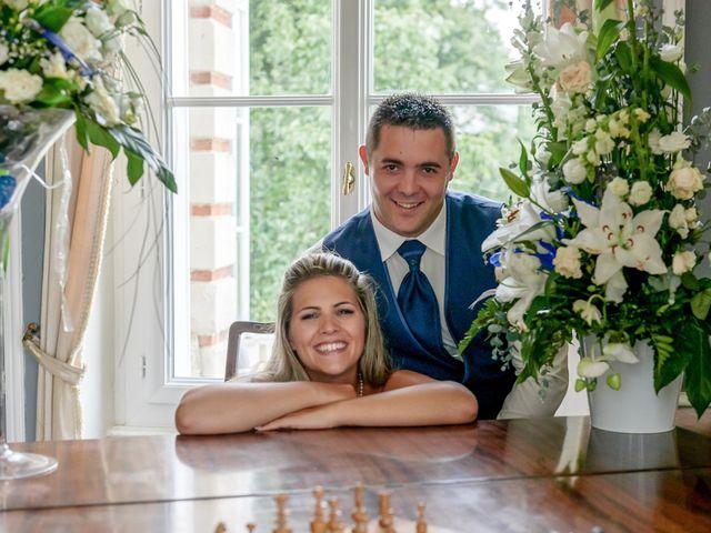 Le mariage de Mickaël et Alexia à Le Vieil-Baugé, Maine et Loire 71