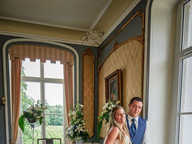 Le mariage de Mickaël et Alexia à Le Vieil-Baugé, Maine et Loire 72
