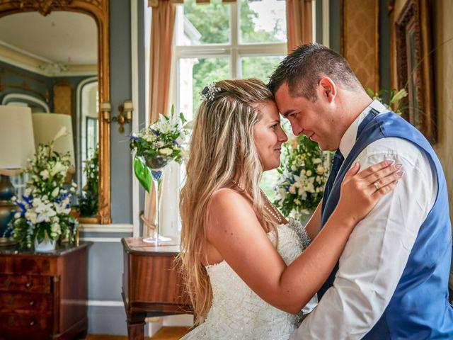 Le mariage de Mickaël et Alexia à Le Vieil-Baugé, Maine et Loire 73
