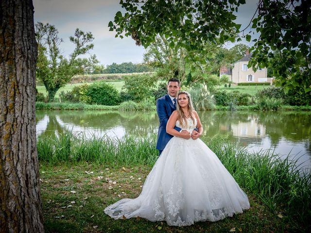 Le mariage de Mickaël et Alexia à Le Vieil-Baugé, Maine et Loire 76