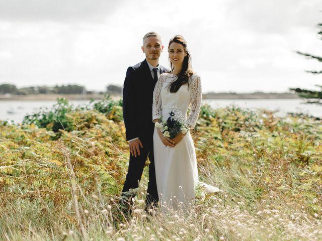 Le mariage de Nadège et David