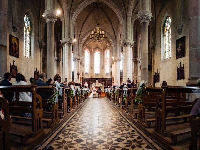 Le mariage de Boris et Anne-Charlotte à Sainte-Foy, Vendée 14