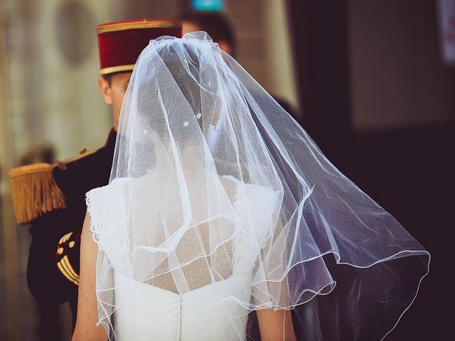 Le mariage de Maximilien et Yuliana à Nîmes, Gard 1