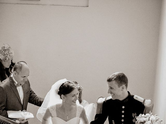 Le mariage de Maximilien et Yuliana à Nîmes, Gard 6