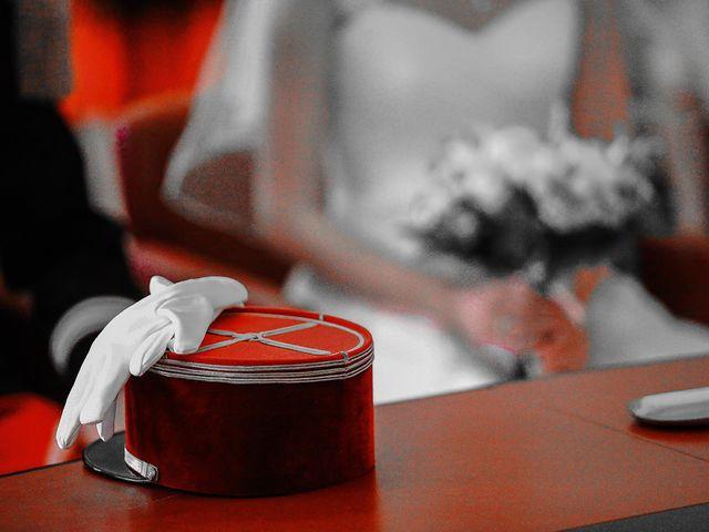 Le mariage de Maximilien et Yuliana à Nîmes, Gard 4