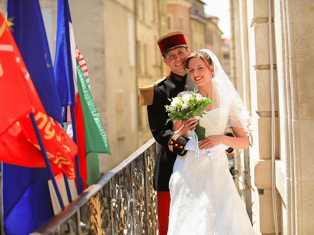 Le mariage de Maximilien et Yuliana à Nîmes, Gard 11