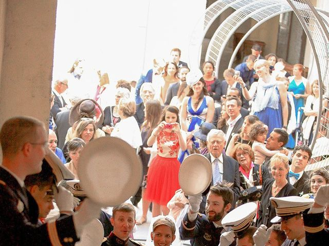 Le mariage de Maximilien et Yuliana à Nîmes, Gard 22