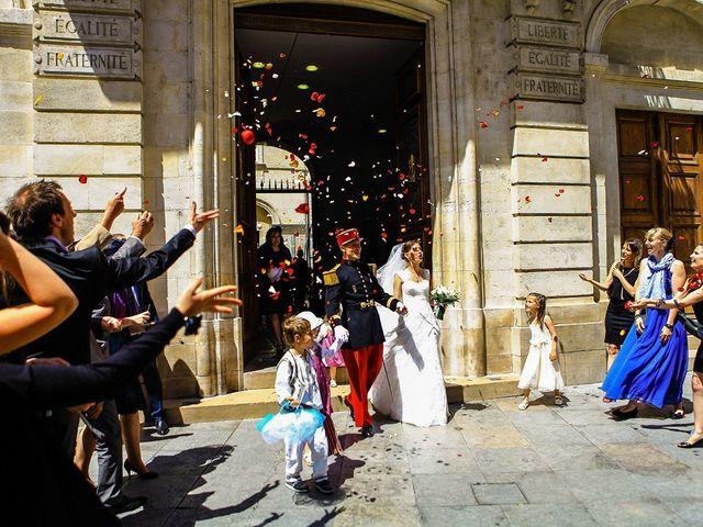 Le mariage de Maximilien et Yuliana à Nîmes, Gard 17