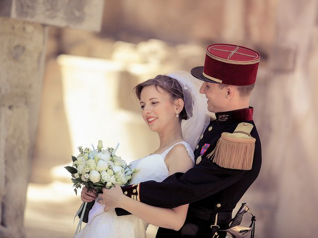 Le mariage de Maximilien et Yuliana à Nîmes, Gard 20