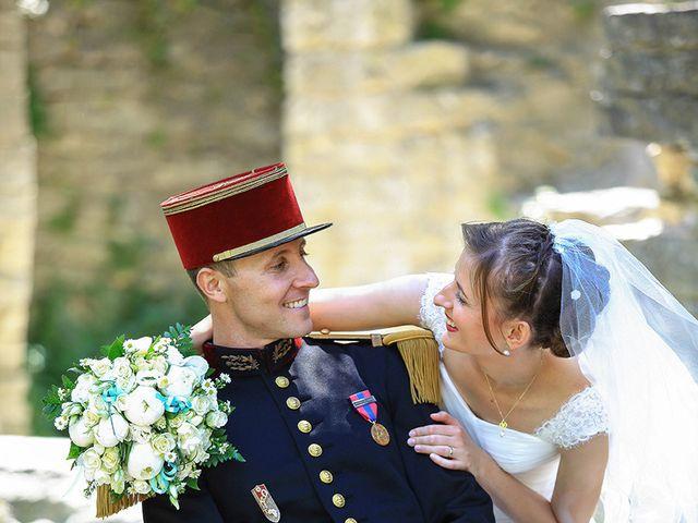 Le mariage de Maximilien et Yuliana à Nîmes, Gard 23