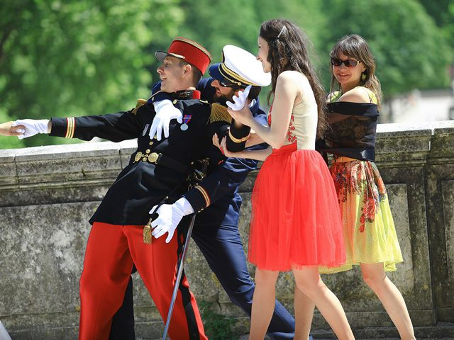 Le mariage de Maximilien et Yuliana à Nîmes, Gard 29